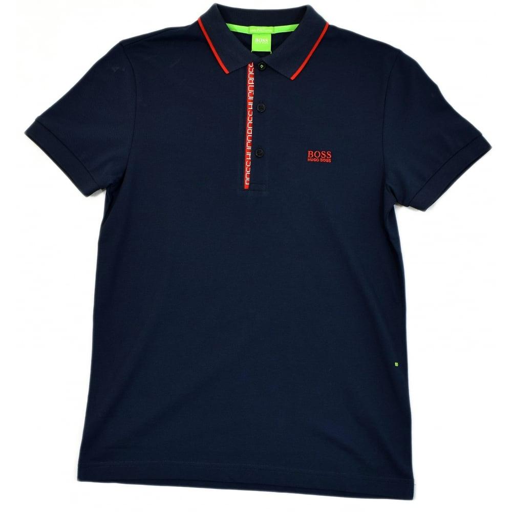 4479be03 BOSS GREEN PAULE 4 - Poloshirts from Signature Menswear UK