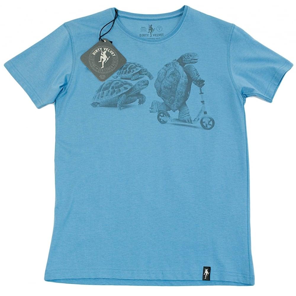 8fff0e27e DIRTY VELVET RAPID REPTILE - T-shirts from Signature Menswear UK