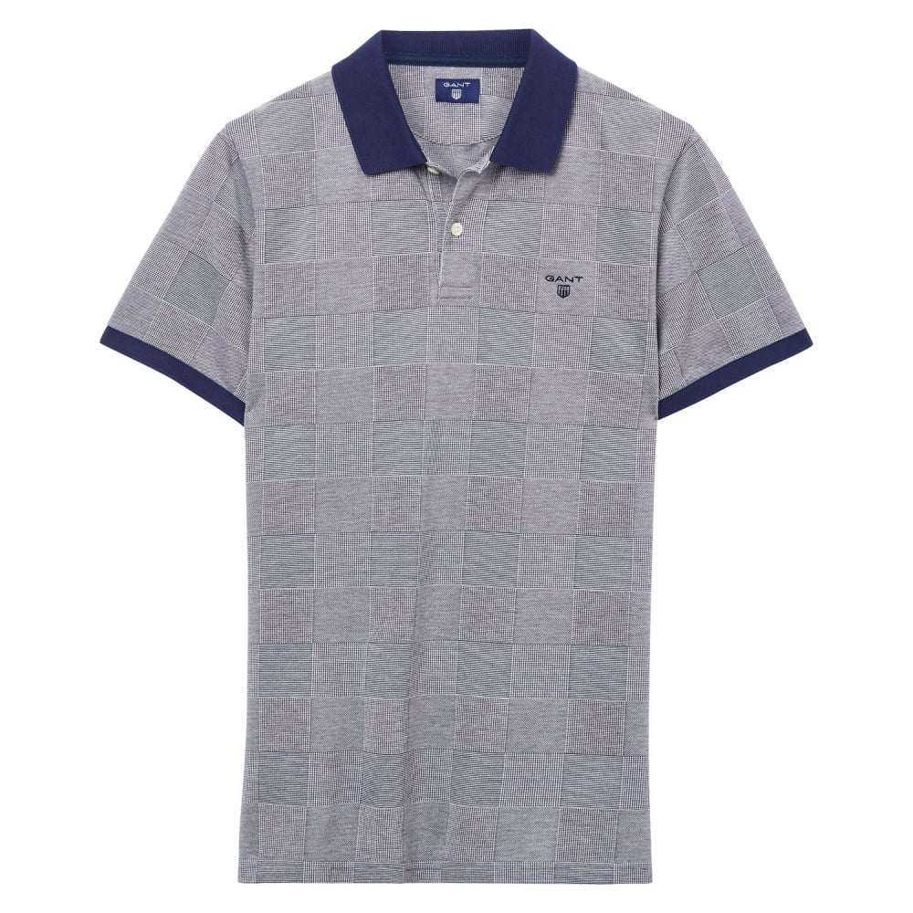 10c76723a01 GANT O2. SQUARE OXFORD PIQUE SS RUGGER - Poloshirts from Signature ...