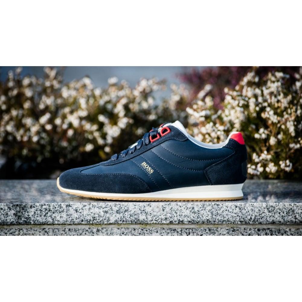 d6de729feb2 HUGO BOSS ORLAND LOWP SDNY - Footwear from Signature Menswear UK