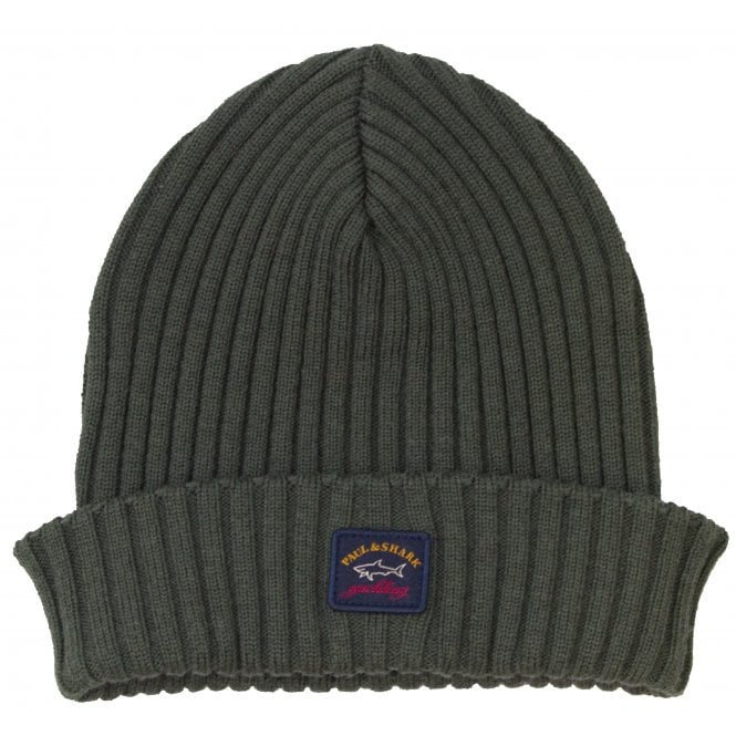 c3258864624 PAUL   SHARK KNITTED HAT - Accessories from Signature Menswear UK