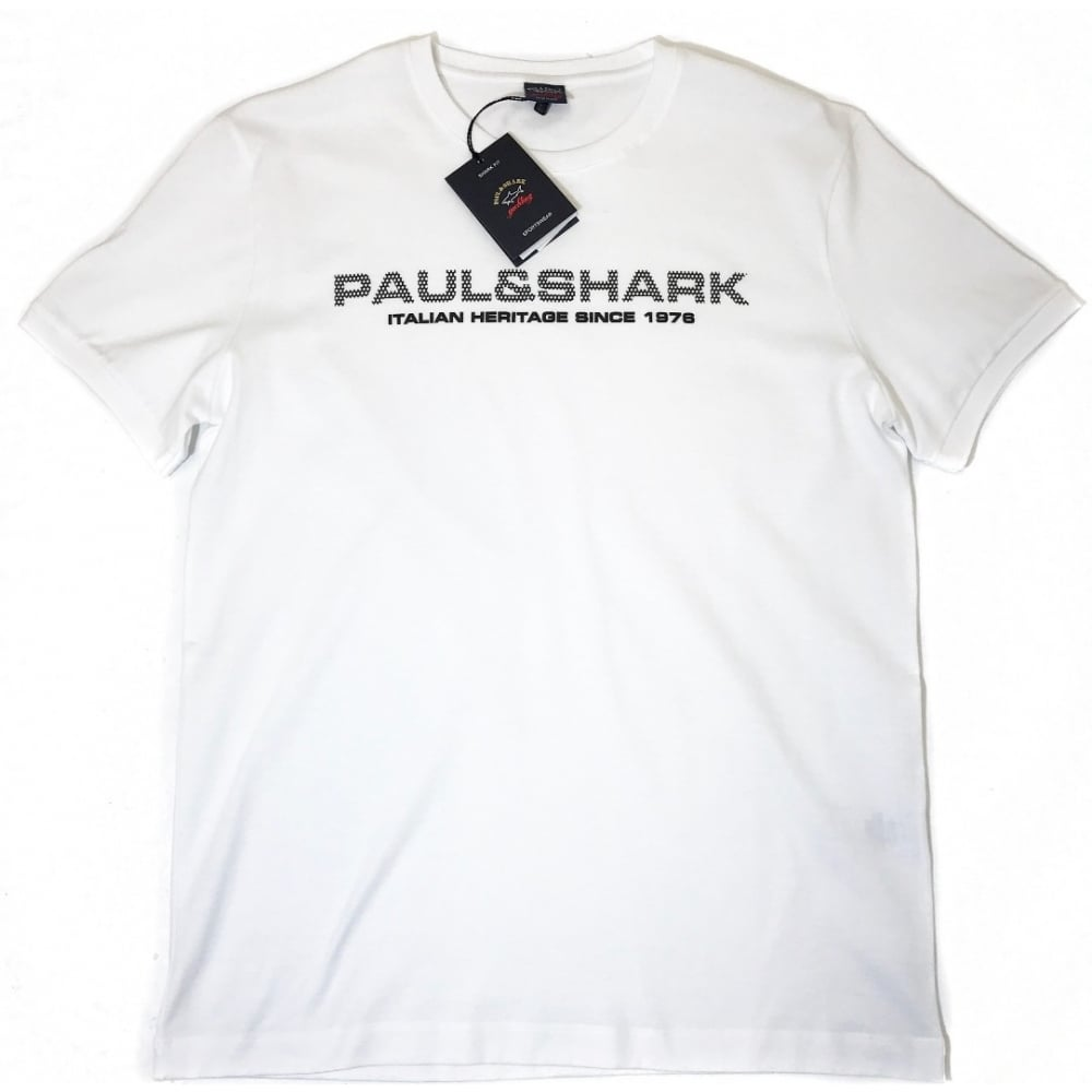 paul shark t shirt 1417sf t shirts from signature. Black Bedroom Furniture Sets. Home Design Ideas